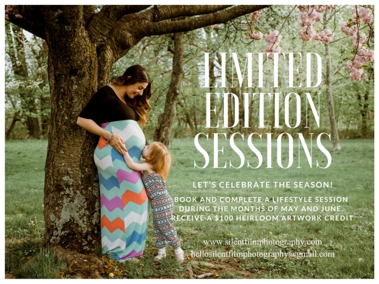 Limited Edition Sessions
